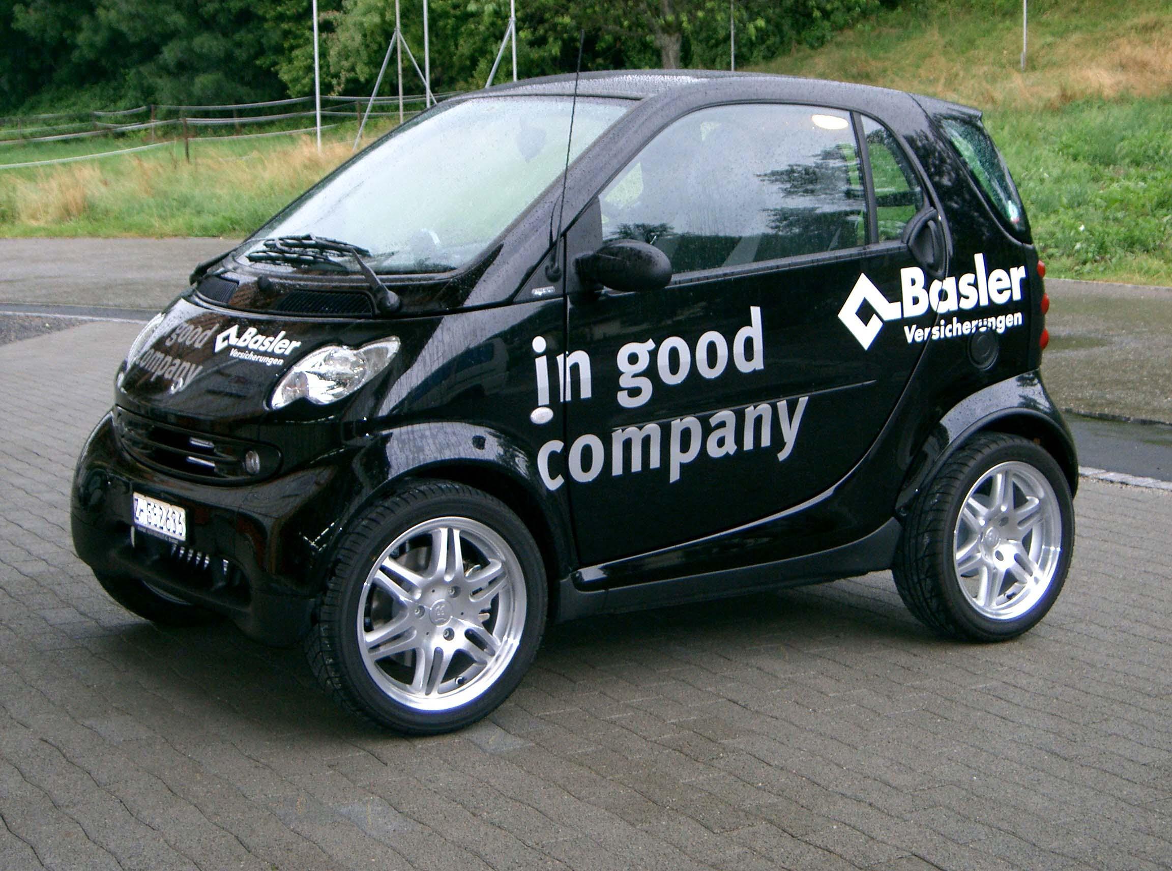 Basler Smart